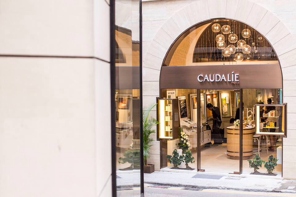 Caudalie shop Hong Kong
