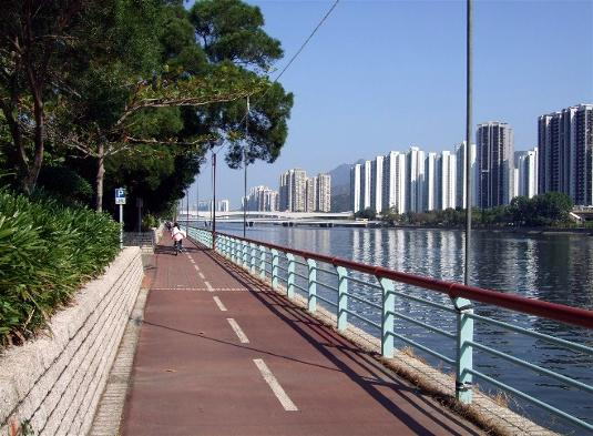 Cycling Sha Tin
