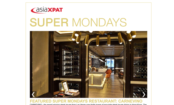Super Mondays Hong Kong