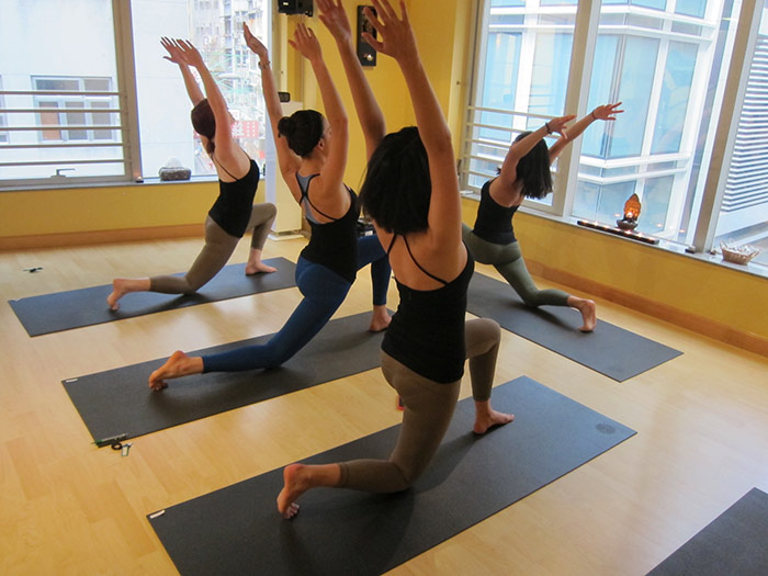 The Yoga Room Hong Kong in Sheung Wan - ATmag